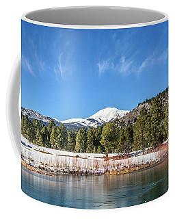 Winter In Ruidoso Coffee Mug