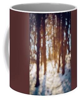 Winter In Snow Coffee Mug