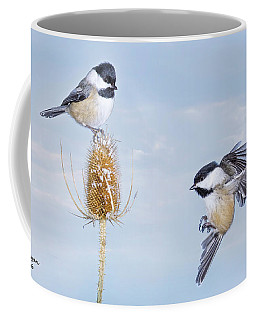 Winter In The Air Coffee Mug