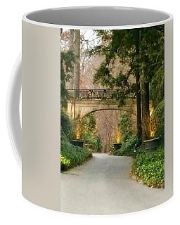 Winter In The Garden Coffee Mug