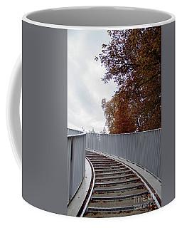 Winter Is Around The Corner Coffee Mug