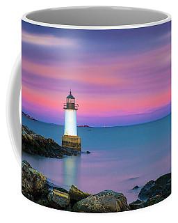 Winter Island Light 1 Coffee Mug