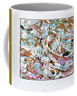 Winter Joy Coffee Mug by Donna Blackhall