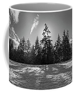 Winter Landscape - 365-317 Coffee Mug by Inge Riis McDonald