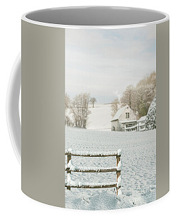 Winter Landscape - England Uk Coffee Mug