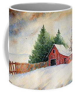 Winter Landscape IIi Coffee Mug