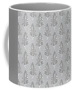 Winter Leaves- Art By Linda Woods Coffee Mug