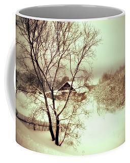 Winter Loneliness Coffee Mug