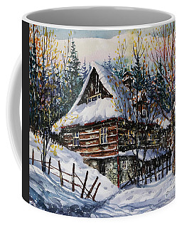 Winter Magic II  Coffee Mug