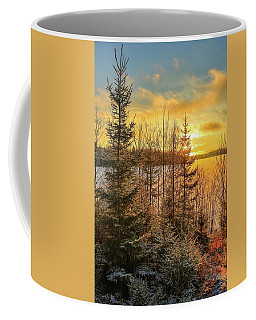 Winter Magic Coffee Mug by Rose-Marie Karlsen