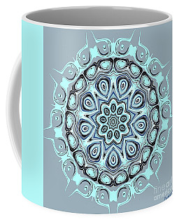 Winter Mandala Coffee Mug