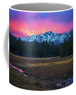 Winter Meadow By Brad Scott Coffee Mug