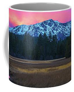 Winter Meadow By Brad Scott Coffee Mug