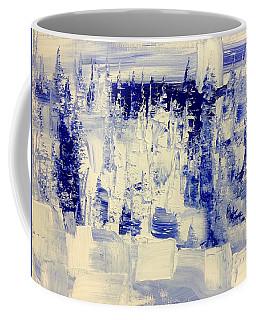 Winter Midnight Clear Ab1 Coffee Mug