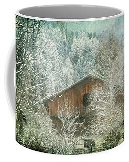 Winter Mood Coffee Mug