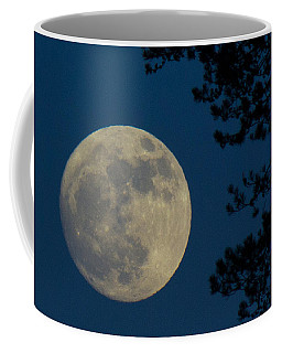 Winter Moon Coffee Mug by Randy Hall
