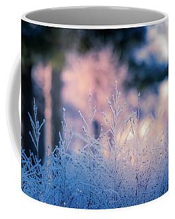 Winter Morning Light Coffee Mug