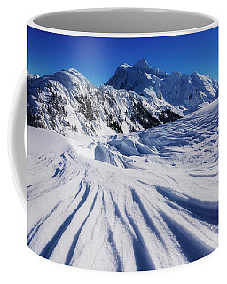 Winter Mount Shuksan Coffee Mug