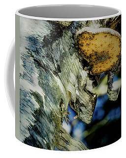 Winter Mushroom Coffee Mug