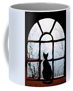Winter Musing Coffee Mug