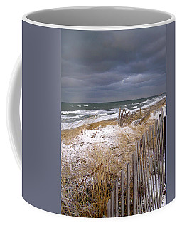 Winter On Cape Cod Coffee Mug