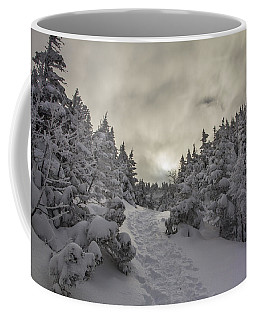 Winter On The Ammo Trail Coffee Mug
