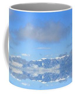 Winter On The Lake Coffee Mug
