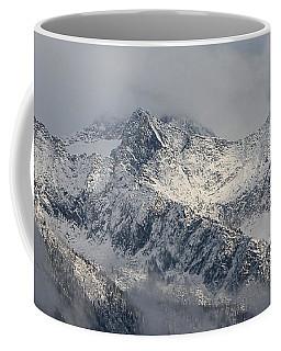 Winter On The Way Coffee Mug