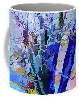 Winter Orbit Coffee Mug