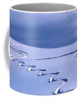 Winter Paradise Coffee Mug
