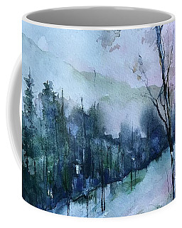 Winter Paradise Coffee Mug