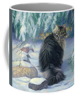 Winter Place Coffee Mug