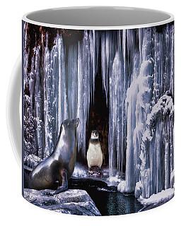 Winter Playground Coffee Mug