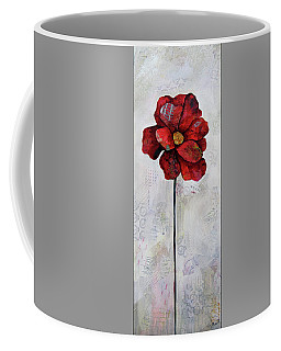 Winter Poppy II Coffee Mug