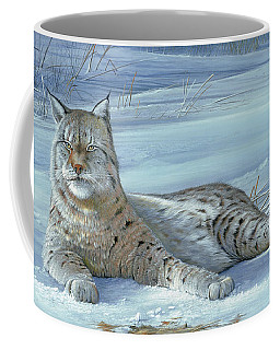 Winter Prince Coffee Mug