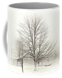 Winter Ranch Coffee Mug