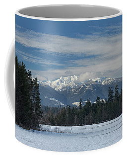 Coffee Mug featuring the photograph Winter by Randy Hall