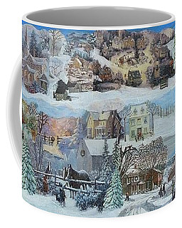 Winter Repose - Sold Coffee Mug