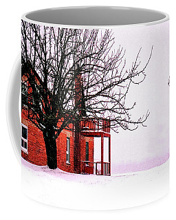 Winter Retreat Coffee Mug