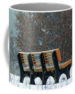 Winter Roost Coffee Mug