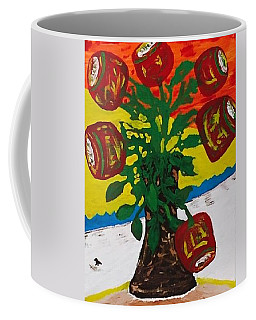 Winter Rose. Coffee Mug by Jonathon Hansen