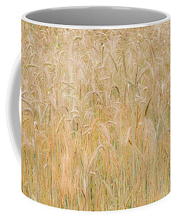 Winter Rye Grass Coffee Mug
