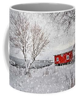 Winter Secret Coffee Mug