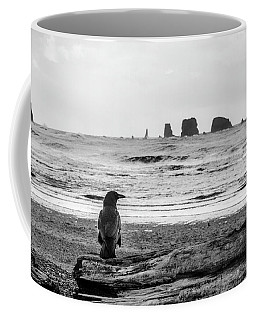 Winter Sentinel Coffee Mug