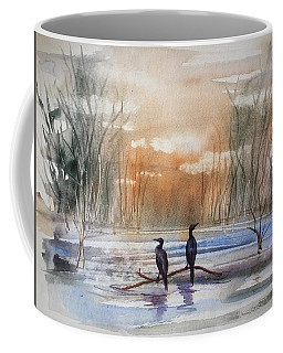 Winter Sereniny Coffee Mug