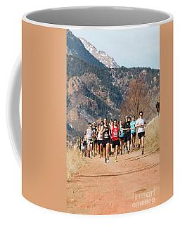 Winter Series II Peakrunners Coffee Mug