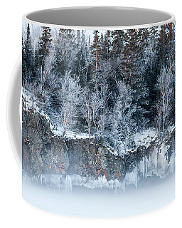 Winter Shore Coffee Mug