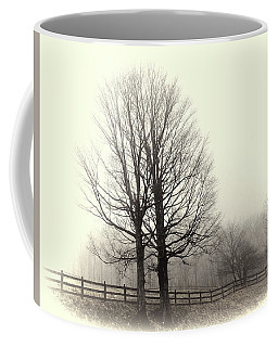 Winter Silhouette Coffee Mug