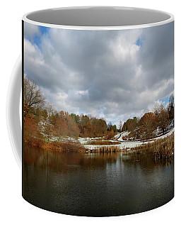 Winter Sky Coffee Mug