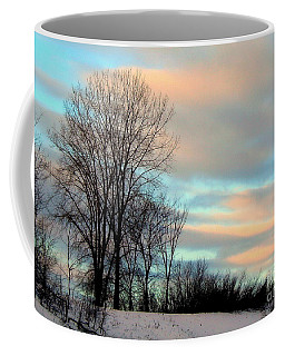 Winter Sky Coffee Mug